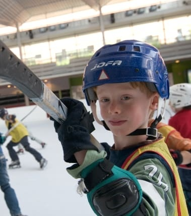 Perfectionnement Hockey Ado 10-13 ans